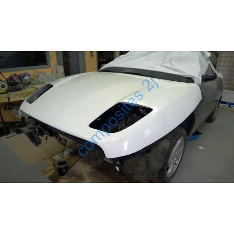 Capot coupé Fiat